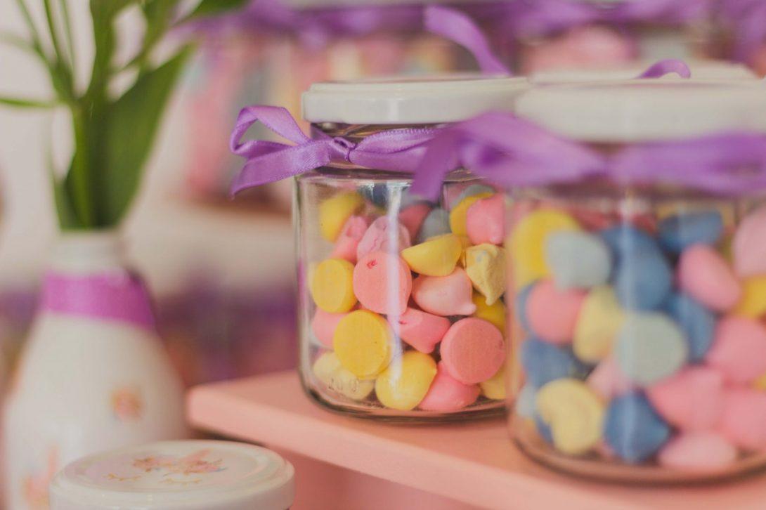 desery na wesele