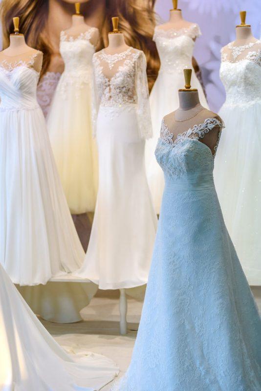 przesądy na temat sukni ślubnej