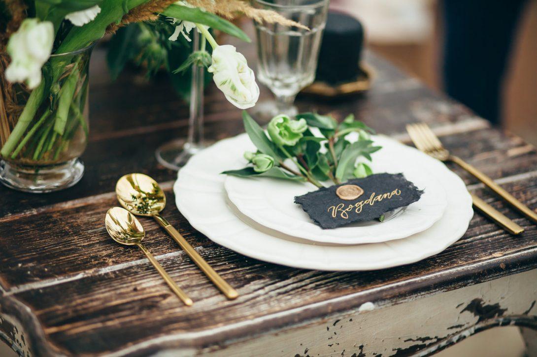 dekoracje eko na wesele