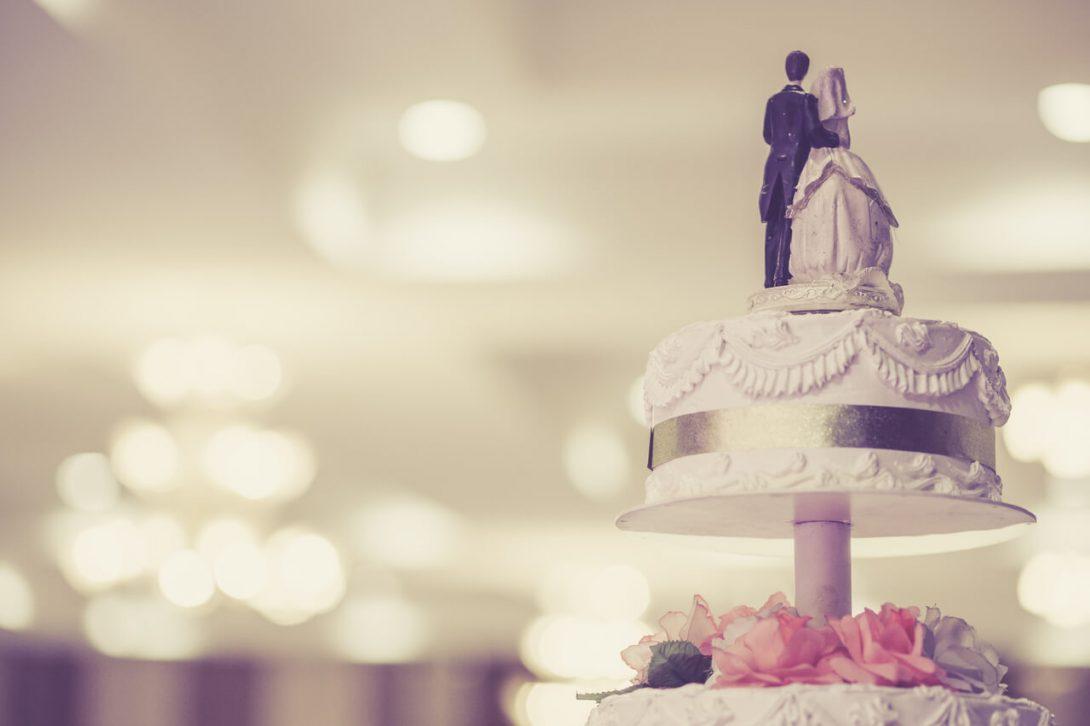 wygląd tortu weselnego