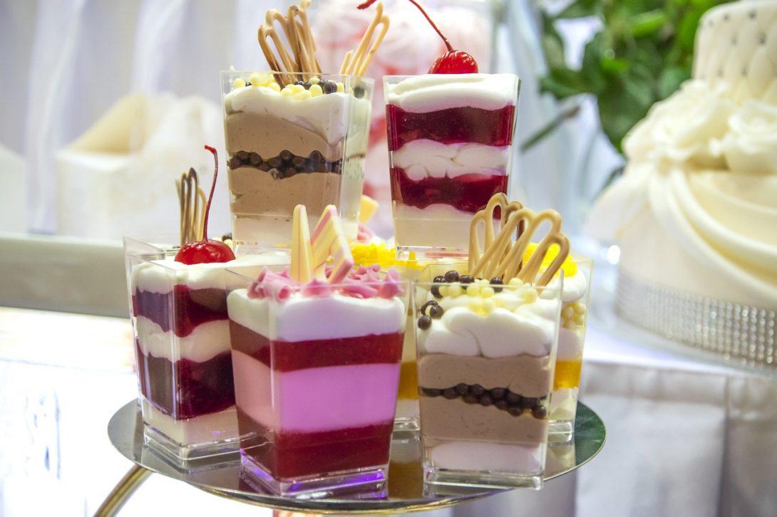desery weselne na targach ślubnych 2019