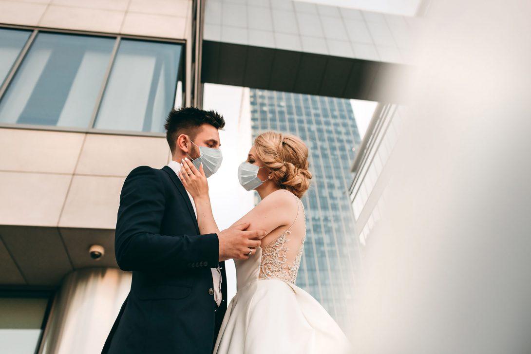 koronawirus wesele