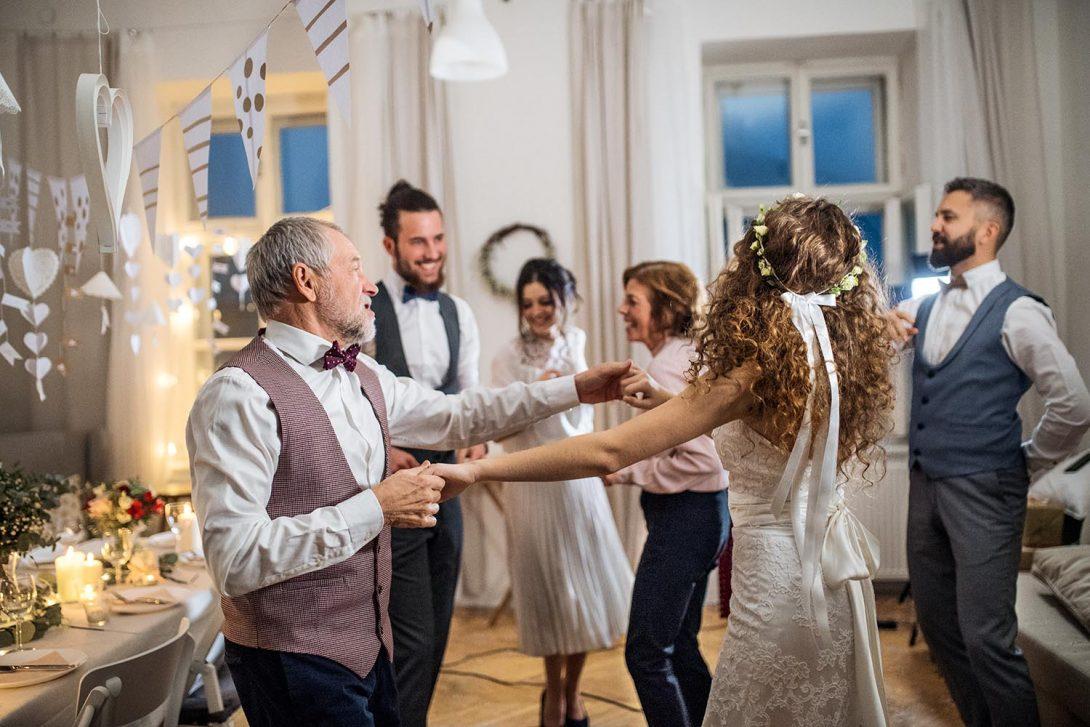 wujek na weselu